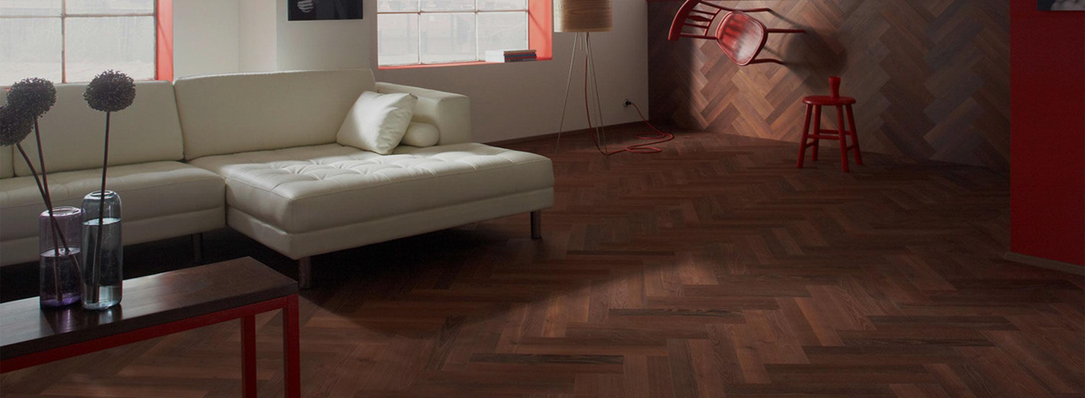 Il pavimento è il fulcro di una casa